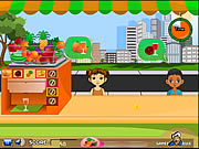 Click to Play Kids Juice Shop
