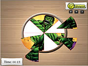 Click to Play Pic Tart - Hulk