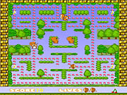 Click to Play Monkey Pacman