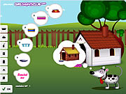 Click to Play Dog Dream House