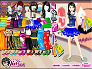 Click to Play Fashion Girl Shopping