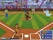 Click to Play Scoby Doo's MVP Baseball Slam