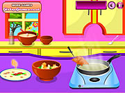 Click to Play Veggie Samosa Feast
