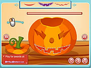 Click to Play Cute Pumpkin Head