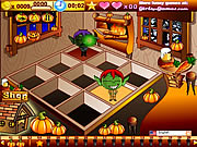 Click to Play Halloween Cafe
