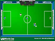 Click to Play VR World Cup Soccer Tournament