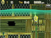 Click to Play Sponge Bob SquarePants Ship O Ghouls