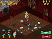 Click to Play Scooby Doo: Shaggys Midnight Snack