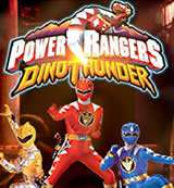 Click to Play Power Rangers Dinothunder