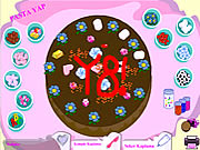 Click to Play Cake Decoration