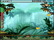 Click to Play Monkey Fruits
