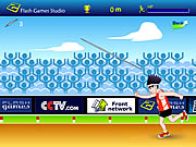 Click to Play Javelin Throw