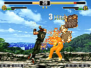 Click to Play King of Fighters Death Match