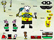Click to Play Sponge Bob Square Pants Dress up