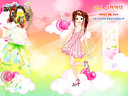 Click to Play Butterfly Girl Dress Up
