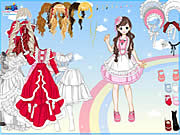 Click to Play Dress-up Doll 3