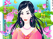 Click to Play Magic Garden Make up