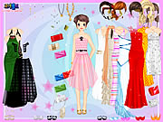 Click to Play Red Carpet Dress up