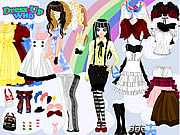Click to Play Lolita Fashion Girl