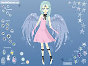 Click to Play Sad Fairy Dressup