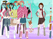 Click to Play Winter Dressup 4