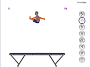 Click to Play Trampoline