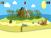 Click to Play Tony the Turtle and the Island Adventure