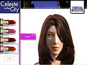 Click to Play Celeste in the City Makeup