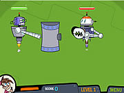 Click to Play Battle of the Futurebots