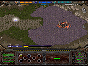 Click to Play Starcraft Flash Action 5