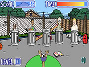 Click to Play Recess Dodgeball