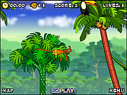 Click to Play Spider Monkey