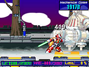 Click to Play Megaman X Virus Mission 2