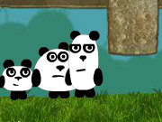 Click to Play 3 Pandas