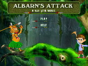 Click to Play Albarn's Attack