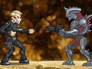Click to Play Alien Attack Team