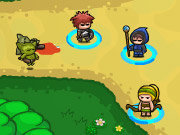 Click to Play Asgard Attack