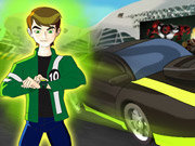 Click to Play Ben 10 Ultimate Drift