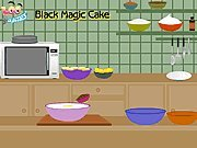 Click to Play Black Magic Cake