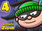Click to Play Bob The Robber 4 Season 3: Japan