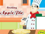 Click to Play Cooking Apple Pie