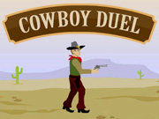 Click to Play Cowboy Duel