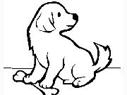 Click to Play Dogs Coloring -1