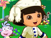 Click to Play Dora's Adventure