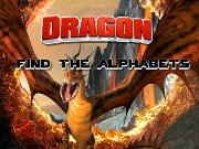 Click to Play Dragon Find the Alphabets