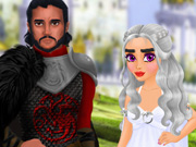 Click to Play Dragon Queen Wedding Dress