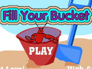 Click to Play FillYourBucket
