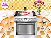 Click to Play Fish Pizza Cooking