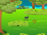 Click to Play Hunting in the Forest