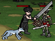 Click to Play Lethal RPG: War Begins